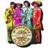 MAGNETE THE BEATLES SGT. PEPPER
